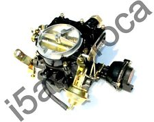 MARINE CARBURETOR ROCHESTER 2 BARREL REPLACES OMC 772835 ELECTRIC CHOKE