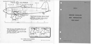 HAWKER SEA FURY REPAIR MAINTENANCE MANUAL FLEET AIR ARM NAVY RARE Archive