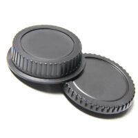 Camera Body Front + Rear Lens Cap Cover For Canon EOS 5DIV 600D 7D 60D EF EF-S