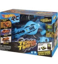 Hot Wheels Rc Terrain Twister Remote Control Blue. New