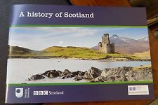 A Open University Booklet / Postcards 2008 BBC Program A History of Scotland