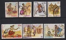 Zambia - Traditional Living 1981 selection