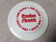 RADIO SHACK Frisbee FUN FLYER Store Advertising NETHERLANDS
