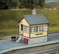 RATIO 00 Railway Railway/Layout/platform Kit No:503 Platform Signal Box.