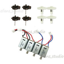 Main Shaft & Gear & CW CCW Motor for Syma X8C X8W RC Quadcopter Spare Parts