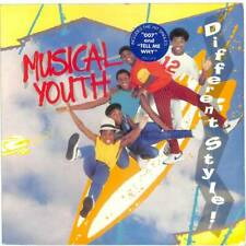 Musical Youth - Different Style - LP Vinyl Record