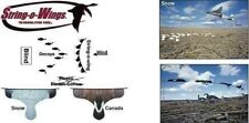 String Of Wings Canada Goose Flying Decoys (6)