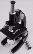 Baush & Lomb Microscope Monocular 10x 43x 97x w Extra Eye Piece TESTED WORKING