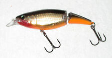 "5 1/4"" RAPALA X- RAP JOINTED SHAD MUSKY PIKE MUSKIE LURE 1 5/8 OZ GOLD"