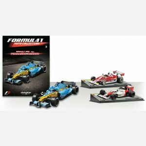 FORMULA 1 F1 COLLECTION DIE CAST 1/43. CENTAURIA***SELECT THE MODEL***