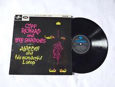 CLIFF RICHARD & THE SHADOWS ~ ALADDIN... ~ 1964 UK 1ST PRESS MONO RnR VINYL LP