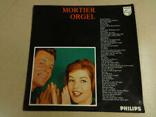 "ORGAN ORGUE ORGEL 10"" LP / MORTIER ORGEL"