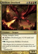 Suzerain Escouflenfer - Hellkite Overlord - Dragon - Mtg magic -