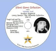 DVD Endless Slapstick. Larry Semon: The Ultimate Collection Disc 4