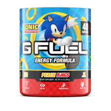 Gamma Labs G Fuel Sonic's Peach Ring GFuel 40 Servings