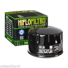 Filtre à huile HifloFiltro HF184 Adiva 400 AD / Cabrio (Piaggio Engine) 2009-11