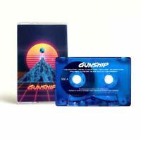 Gunship (Transparent Blue Mc) [Musikkassette] MC NEU OVP