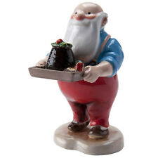 John Beswick Father Christmas A Merry Christmas Pudding Ceramic Figurine