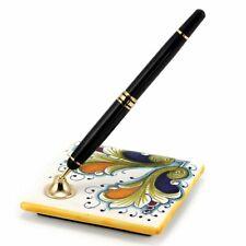 DERUTA VARIO FOGLIE: Ceramic Pen Stand