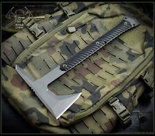"Rmj Tactical Ragnarok Tomahawk 14"" 1075 Steel Black Authorized Dealer"