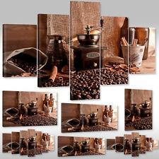 Keilrahmenbild Leinwandbild Canvas Print Wandbild Für Küche Kaffee  Spezialitäten