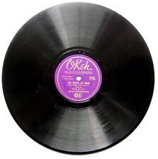 Big Bill Broonzy: I'm Woke Up Now/Bad Acting Woman 78 RPM OKeh # 6724
