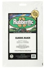 Rubberific Rubber Mulch Black Non-toxic Reducing Allergen Risk High Quality