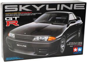 Tamiya 24090 1/24 Nissan Skyline GT-R32 Car Model Kit