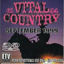ETV Vital Country DVD - September 1999