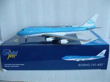 Gemini Jets KLM Royal Dutch B747-400, Reg.#PH-BFW, 1:400 Scale **Very Nice**
