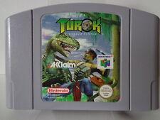N64 Spiel - Turok 1 (PAL) (Modul)