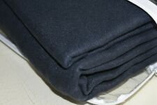 $469 NEW RH Restoration Hardware Washed Linen Drape INDIGO Navy 100 x 84 DOUBLE