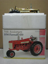 FARMALL 450 TRACTOR 50th ANNIVERSARY GOLD CHASE UNIT NEW IN BOX 1/16 ERTL 14496A