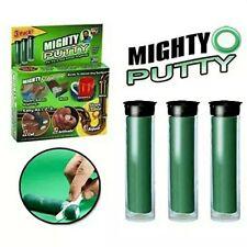 3 tubes de Pates A Souder Mastic Epoxy Bicomposant Réparation Resistant Mastic