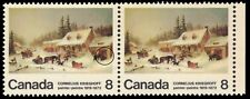 "CANADA 610i - Cornelius Krieghoff ""Broken Door Frame"" Variety (pa88254)"
