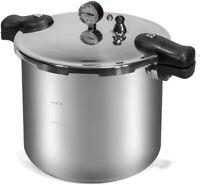 Canner Pressure Cooker Pressure Cooker 22-Quart Capacity, Polished Aluminum