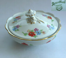 Rosenthal Thomas art deco de porcelana tapa lata porcelain Lidded Box