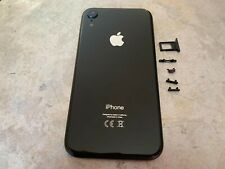 Apple iPhone XR Schwarz Backcover,Rahmen,Gehäuse,Akkudeckel,Rückseite