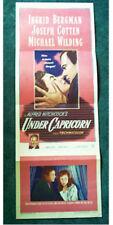 Alfred Hitchcock's Under Capricorn, Insert 1949
