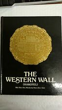 The Western Wall by M. Ben-Dov, Mordechay Naor and Zeev Anner (1983, Book, Illus