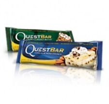 Quest Nutrition QuestBar Protein Bar Chocolate Brownie 12 Bars 2.1 Oz