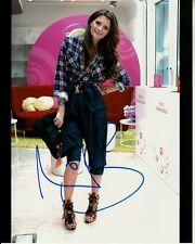 MISCHA BARTON hand-signed SEXY 8x10 CANDID CLOSEUP authentic w/ LIFETIME COA