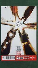 New Avengers (2013) #2 Hickman *CB9