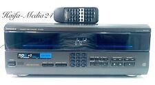 Technics SL-MC6 HighEnd 110+1 Fach CD Wechsler Changer Player +FB 1 Jahr Gewähr.