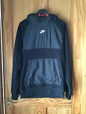 Men's Nike Fleece lined  Black Hoody Size XS