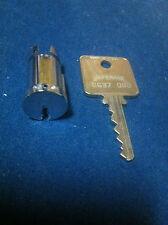 Medeco Safemark Lock with Key Fail Safe Override Key for Safemark Safes