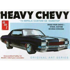 2014 amt 895 1970 Chevy Impala SS HARDTOP Heavy Chevy 3 N 1 Original Art Series