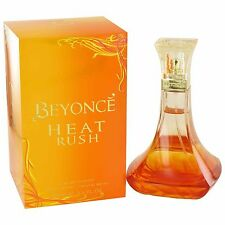 BEYONCE HEAT RUSH 1oz/ 30ml EDT Perfume Fragrance Authentic NEW IN BOX