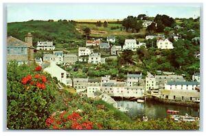 Postcard from Mount St Pierre Polperro Cornwall
