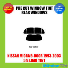 Nissan Rear Car Styling Window Shades & Tints